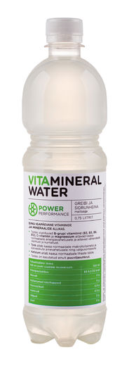 Vitamineral Water Power 75cl