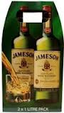 Jameson 40% 200cl twin (tupla)